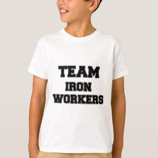 Team Iron Workers T-Shirt
