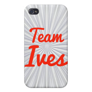 Team Ives Case For iPhone 4