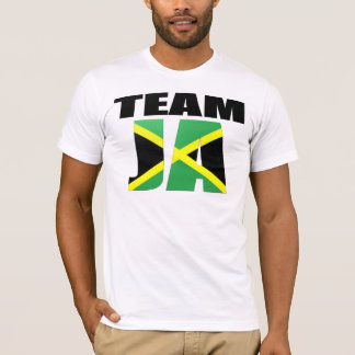 Team Ja Jamaican Flag T-Shirt