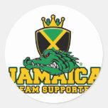 Team JA Supporter Stickers