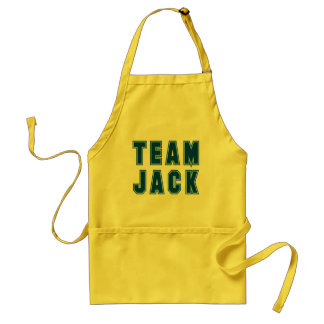 TEAM JACK Apparel and Gifts Adult Apron