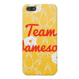 Team Jameson iPhone 5 Cases