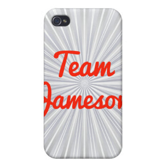 Team Jameson Case For iPhone 4