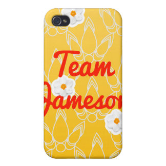 Team Jameson Covers For iPhone 4