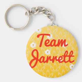 Team Jarrett Keychains