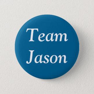 Team Jason badge Button