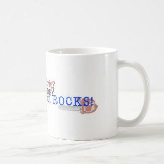 Team Jason ROCKS! Coffee Mug