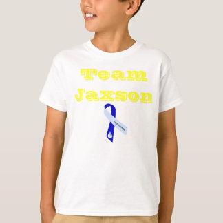 team Jaxson youth shirt