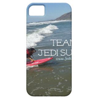 Team Jedi Surfs Line iPhone 5/5S Covers