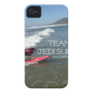 Team Jedi Surfs Line iPhone 4 Cover