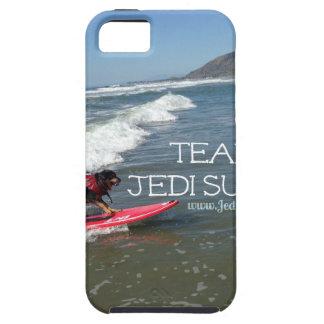 Team Jedi Surfs Line Case For iPhone 5/5S