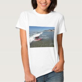 Team Jedi Surfs Line Shirt