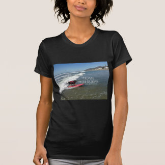Team Jedi Surfs Line Tee Shirt