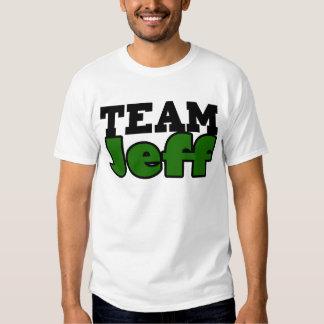 Team Jeff Tees