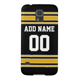 Team Jersey with Custom Name and Number Galaxy S5 Covers