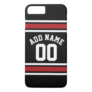 Team Jersey with Custom Name and Number iPhone 8 Plus/7 Plus Case