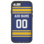 Team Jersey with Custom Name and Number iPhone 6 Case