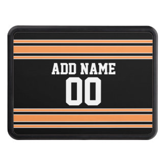 Team Jersey with Custom Name and Number Hitch Cover