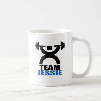 Team Jessie Coffee Mug