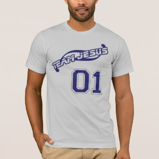 Team Jesus (blue) Unisex Shirt (more styles)