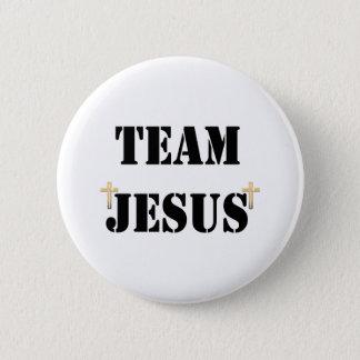 Team Jesus Button