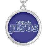 Team Jesus Custom Necklace