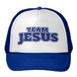 Team Jesus Mesh Hats