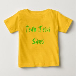 Team Jesus Saves Tee Shirt