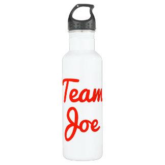 Team Joe Stainless Steel Water Bottle