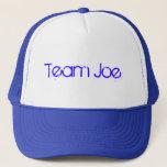 Team Joe Trucker Hat