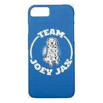 Team Joey Jax iPhone 8/7 Case