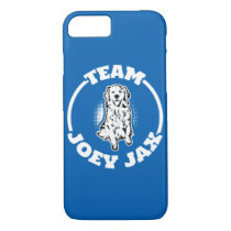 Team Joey Jax iPhone 8/7 Case