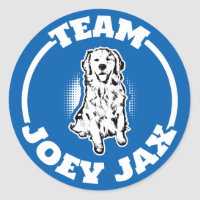 Team Joey Jax sticker set 1