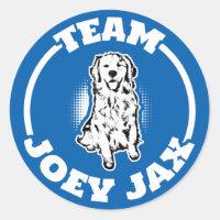 Team Joey Jax sticker set 1