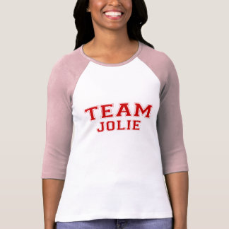 Team Jolie Tee Shirt