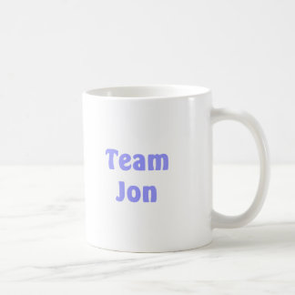 Team Jon Mugs