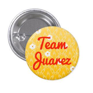 Team Juarez Pins