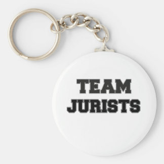 Team Jurists Keychain