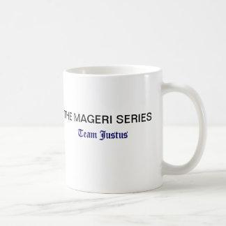 Team Justus: Charmer Coffee Mug
