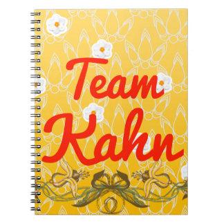 Team Kahn Notebook