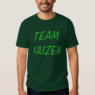 """""""Team Kaizen"""" t-shirt"""
