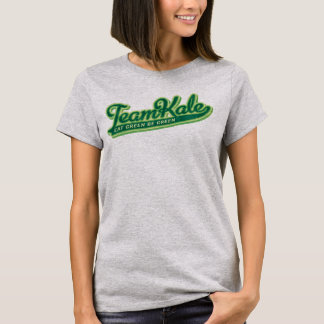 Team Kale Eat Green Be Green T-Shirt