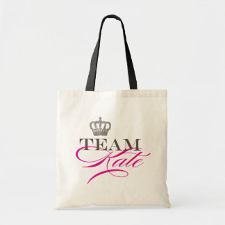 Team Kate | The Royal Wedding Budget Tote Bag