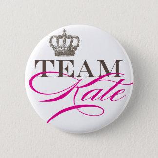 Team Kate | The Royal Wedding Button