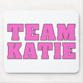 Team Katie Mouse Pad