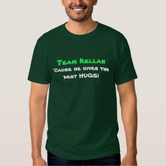 Team Kellan, T-shirts