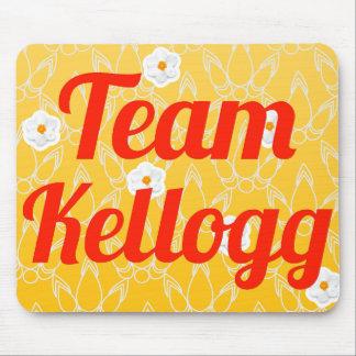 Team Kellogg Mousepads