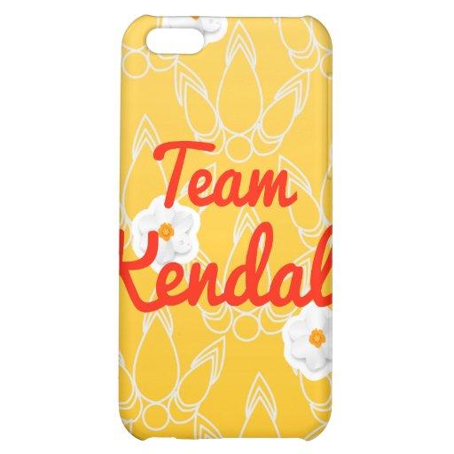 Team Kendall iPhone 5C Cases