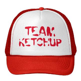 Team Ketchup Trucker Hat