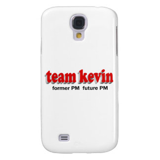Team Kevin Former PM Future PM Galaxy S4 Covers